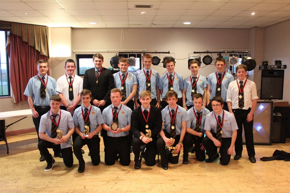 Juniors Presentation Evening