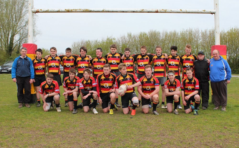 U16′s BARFC vs Wells RFC