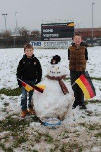BARFC Snowman