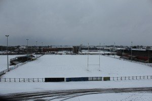 Snowy Pitch