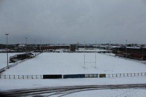 Snowy Pitch