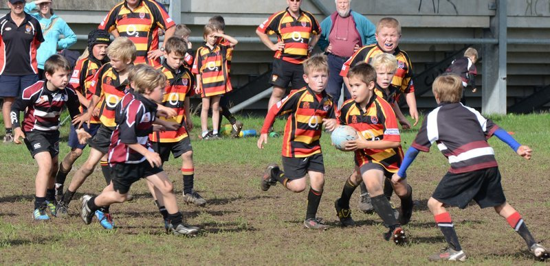 Bridgwater Youth Rugby