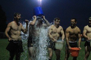 The Bridgy Boys take the ALS Ice Bucket Challenge