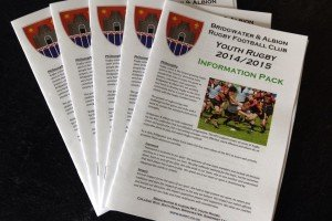 Youth Rugby Information Pack