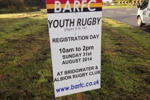 Youth Rugby @ BARFC
