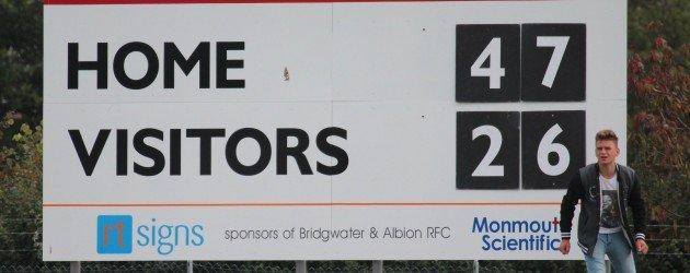 BARFC 47, Thornbury 26 (13/09/14)