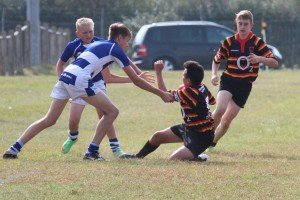 Under 15′s – BARFC 40, Burnham 12 (28/09/14)