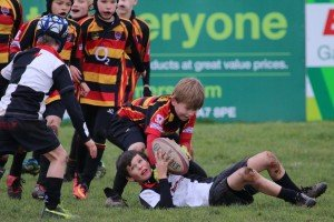 Youth Rugby – BARFC vs Tor & Ivel/Yeovil (14/12/14)