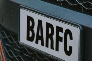 BARFC Dirtrackers 19, Martock 17 (09/09/17)