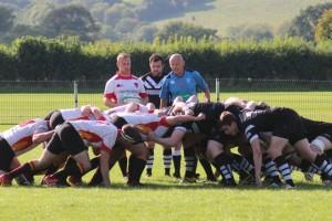Bristol Barbarians 20, BARFC 2nds 25 (26/09/15)