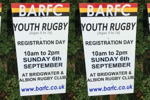 YOUTH RUGBY IS BACK!!!