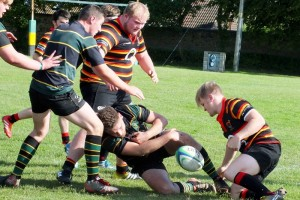 Frampton Cotterell Colts 12, BARFC Colts 12 (26/09/15)