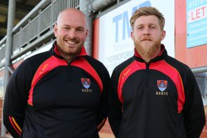 Bridgwater & Albion RFC Welcomes new coaches