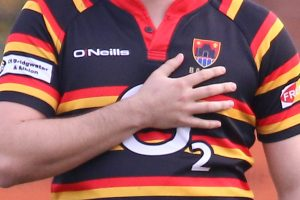 ALBION UNITED HONOUR WINSCOMBE'S CHAMPIONSHIP CELEBRATIONS