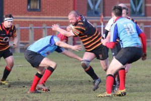 BARFC 2nds 10, Old Reds 2nds 26 (28/01/17)