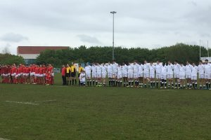 England vs Wales a great success for BARFC