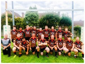 Tor RFC 1st XV v BARFC 2nd XV 12-17 – Saturday 7th of October