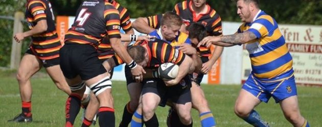 Bridgwater and Albion 41- Clevedon 22.