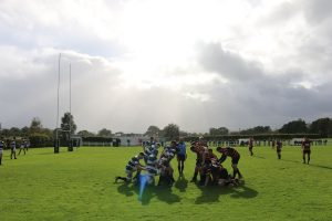 Photo Gallery – Exeter Uni vs BARFC (21/10/17)