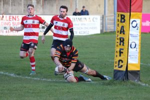 BARFC vs Midsomer Norton Photo Gallery