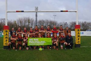 Bridgwater and Albion 7- Exeter University 12