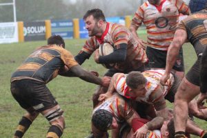Thornbury 15- Bridgwater and Albion 10