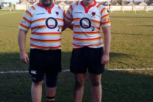 Father and son duo Jerry and Ollie Phillips make Bridgwater and Albion history