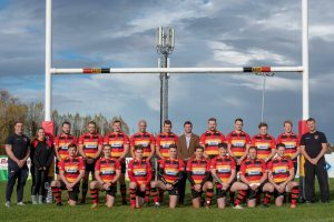 Bridgwater and Albion 34 – Chew Valley 10