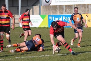 Bridgwater and Albion 24- St Ives-20
