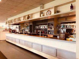 Bar in the Sedgemoor Suite at Bridgwater and Albion RFC
