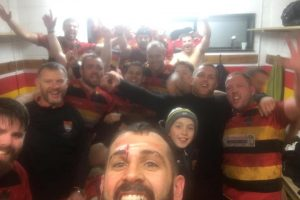 1st XV Win Away