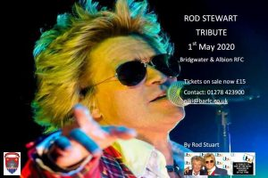 Rod Steward Tribute here Friday 1st May