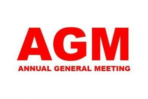Extension for AGM and accounts