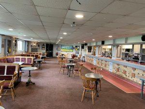 meeting room in Bridgwater and Albion RFC