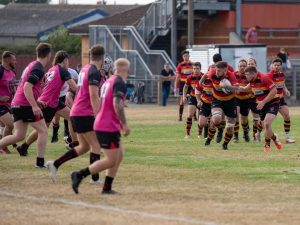 Bridgwater and Albion RFC v Wellington RFC